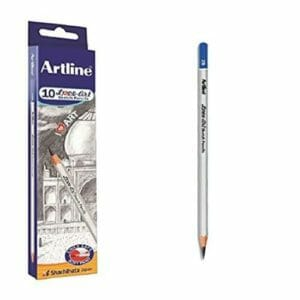 Sketch Pencils,Artline Love Art 10B (Set of 10)