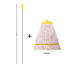 Wet Floor Mop Set