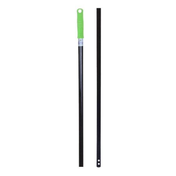 Springmop Smart Ms Handle - Ms150, Green Grip Springmop Smart Ms Handle With 2 Holes Green Grip 1