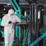 Fitness Center Cleaning Service