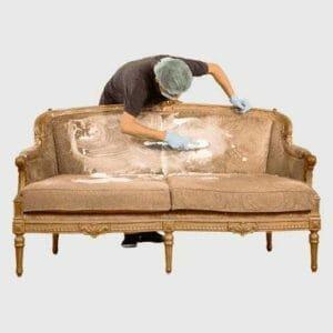 Shampooing - Sofa